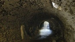 Вцентре Владивостока строители обнаружили старинный тоннель