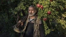 «Потерянный рай»: Серия, закоторую россиянин выиграл «Оскар» вмире фотографии