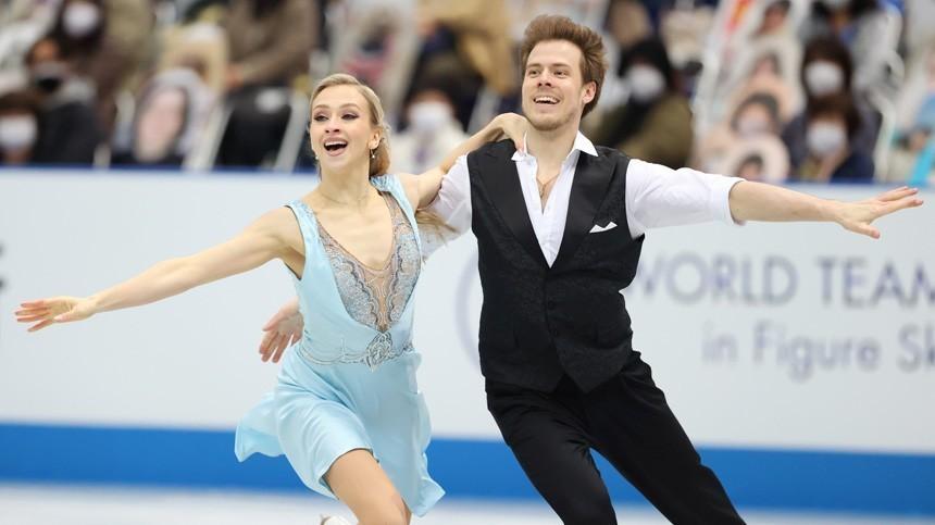 «Золото»! Как российские фигуристы впервые выиграли Командный чемпионат мира?