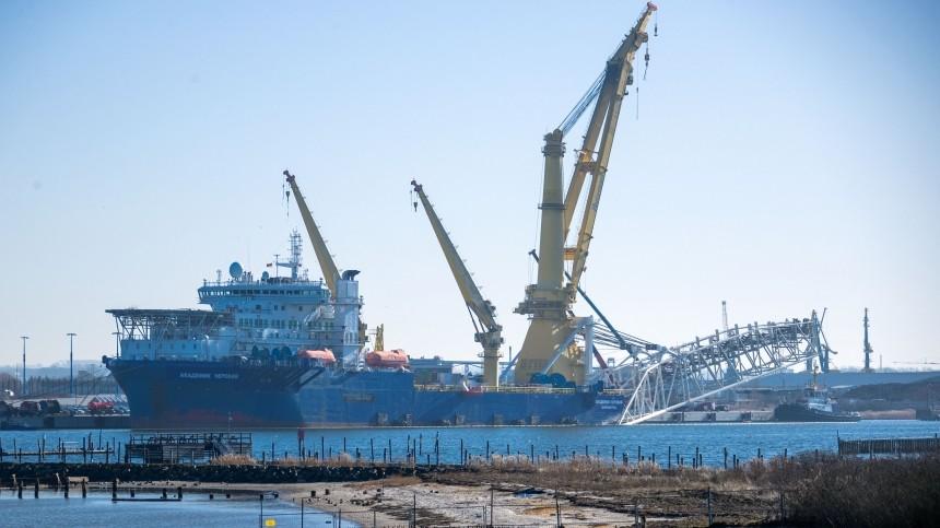 Байден высказался овведении новых санкций против «Северного потока— 2»
