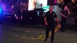 Восемь человек погибли при стрельбе вамериканском Индианаполисе