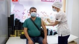 Число привитых откоронавируса россиян превысило восемь миллионов человек