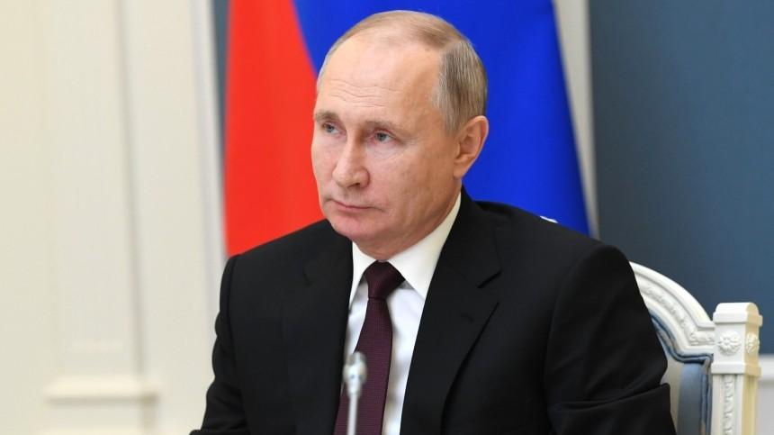 Зеленский заявил онастрое ксаммиту в«нормандском формате» сучастием Путина