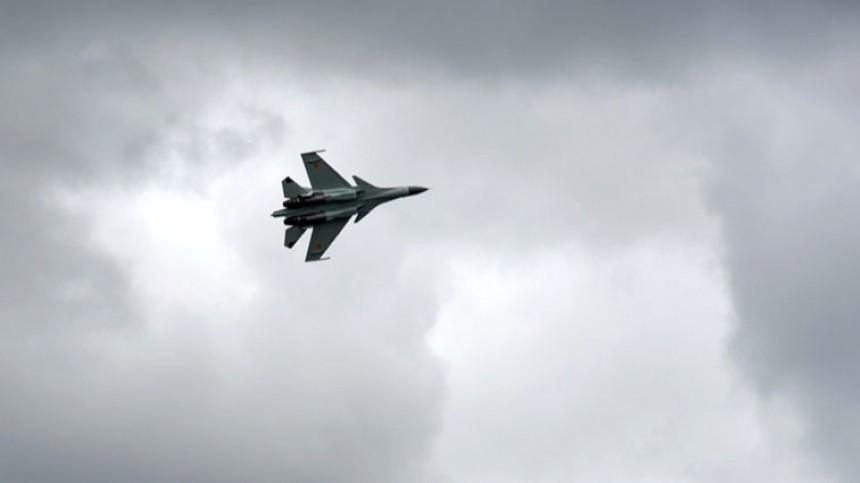 Истребитель Су-30 потерпел крушение вКазахстане