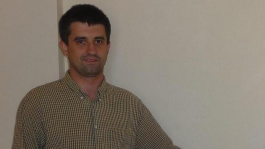 Фото задержанного вПетербурге украинского консула Сосонюка
