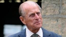 Видео: Принца Филиппа готовятся проводить впоследний путь вВеликобритании