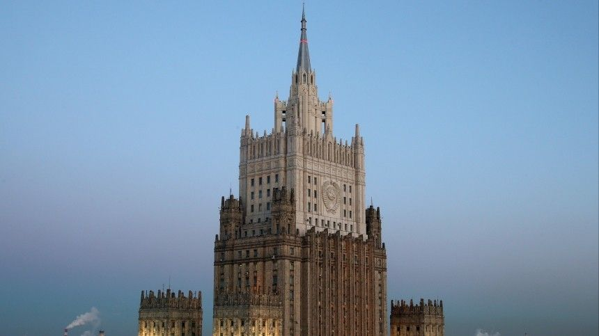 МИД РФвызвал временного поверенного вделах Украины после задержания дипломата