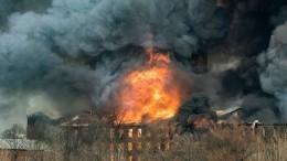 Поджигай ивластвуй: зачем вРоссии избавляются отобъектов культурного наследия при помощи огня