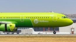 Пассажирский самолет совершил экстренную посадку вБратске