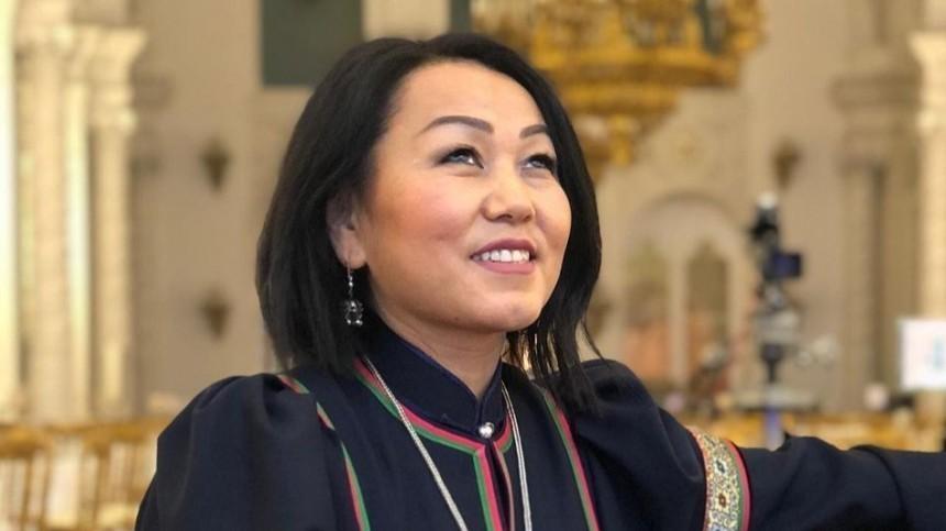 Бурятская певица прошла вполуфинал конкурса «Новая звезда»