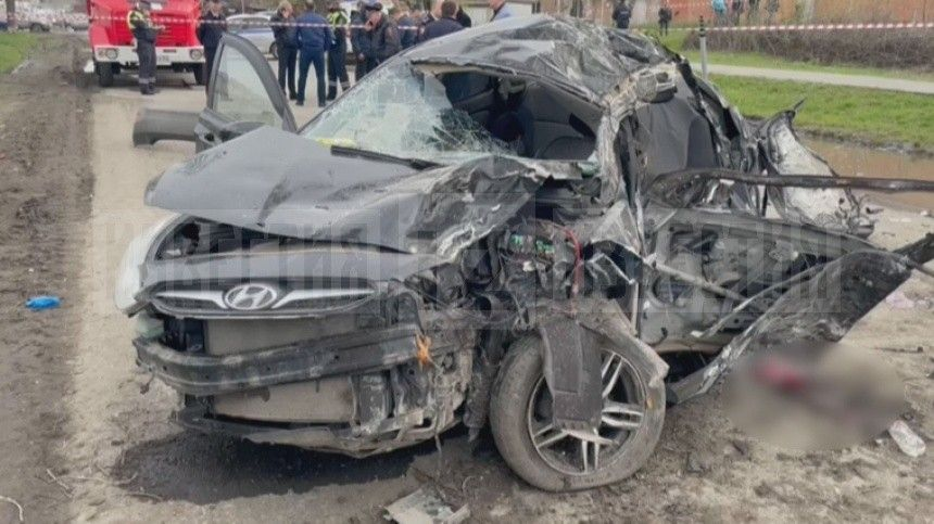 Управлявший авто подросток погиб вДТП вРостовской области сразу после дня рождения
