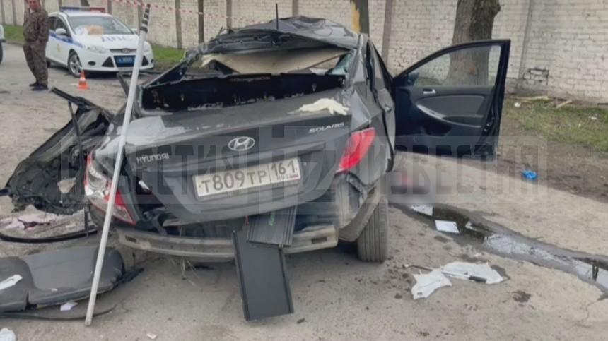 Единственный выживший после ДТП вРостовской области подросток скончался