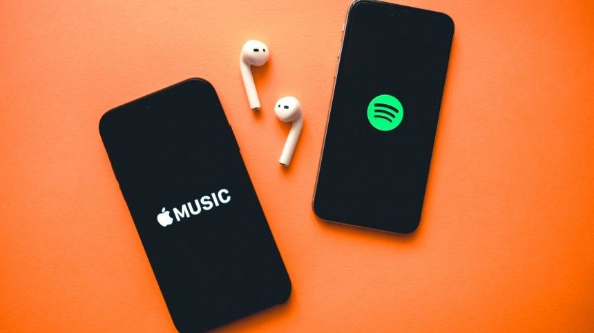 Сколько получают музыканты закаждое прослушивание наApple Music иSpotify?