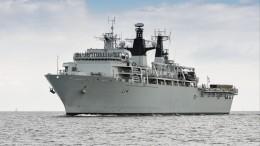 «Бряцание оружием»: зачем Британия грозит отправить корабли вЧерное море