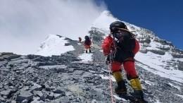 Трое российских альпинистов пропали без вести вГималаях