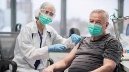 Старейшая свидетельница Сталинградской битвы сделала прививку откоронавируса