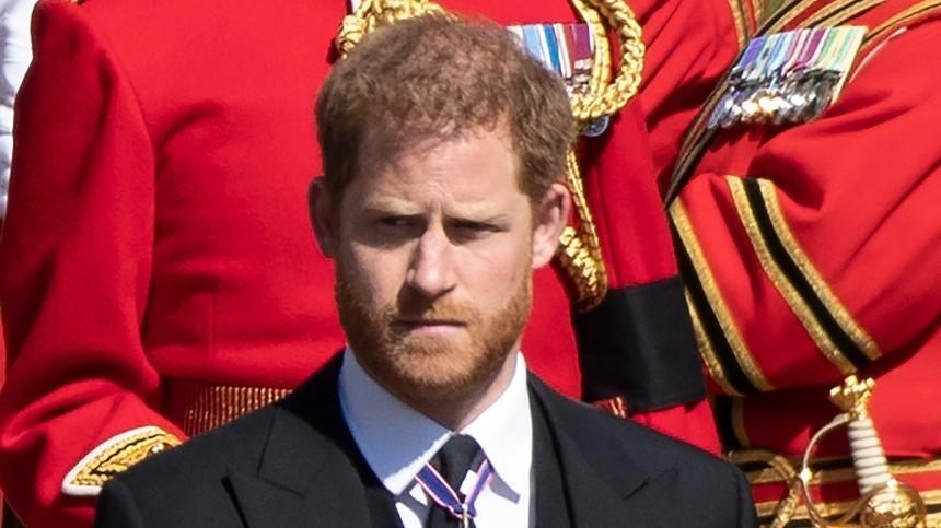 Есть планы: куда отправится принц Гарри после похорон принца Филиппа?