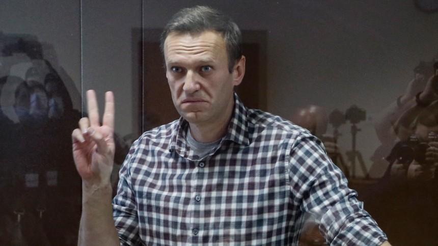 Навальный решением врачей переведен встационар областной больницы для осужденных