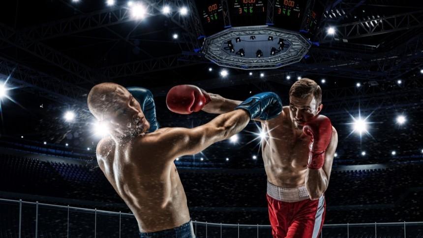 Компания Басты организовала первый вРоссии боксерский поединок вновом весе