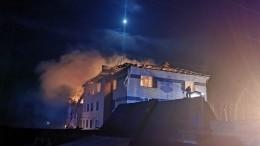 Стало известно состояние пострадавших при хлопке газа под Нижним Новгородом
