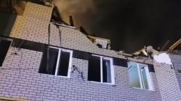 Число пострадавших при хлопке газа под Нижним Новгородом увеличилось досеми