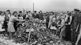 ВРоссии прошла акция впамять огеноциде советского народа вгоды ВОВ