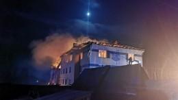 Найдены все: хроника спасательной операции после взрыва под Нижним Новгородом