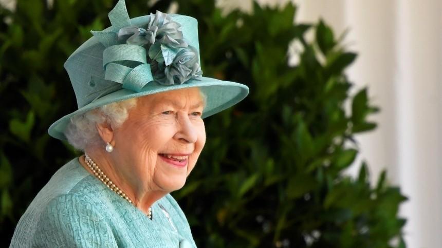 Елизавета II всвой юбилей нарушит давнюю традицию