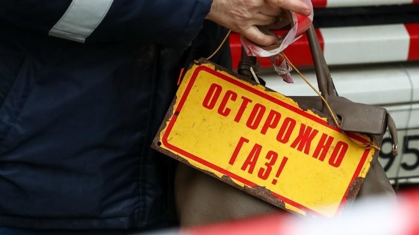 Газовоздушная смесь взорвалась назаводе наюге Петербурга