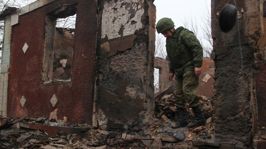 Зеленский предложил Путину встретиться «влюбой точке Донбасса»