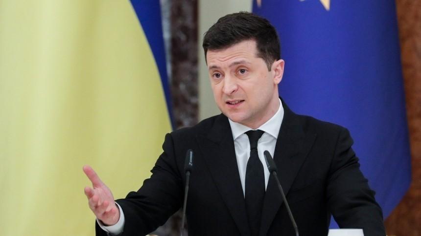 «Клоунада»: политологи высмеяли предложение Зеленского овстрече сПутиным вДонбассе
