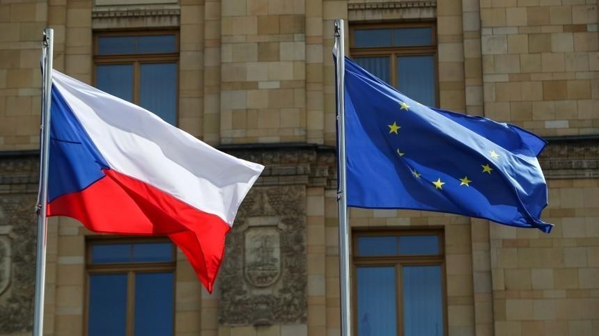 Парламент Чехии потребовал отвластей взыскать сРоссии компенсацию завзрывы