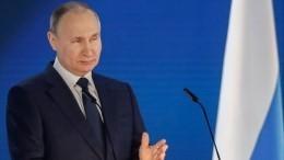 «Унас толстая кожа»: вБелом доме ответили наслова Путина оШерхане иТабаки