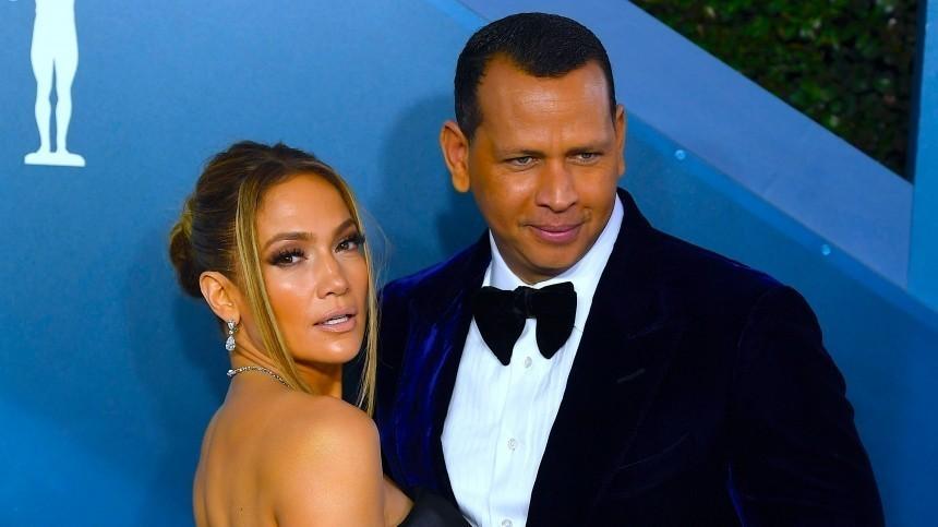 Возможная любовница Алекса Родригеса высказалась оего разрыве сДженнифер Лопес