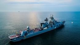 Экипажи российских военных кораблей проверили набдительность врамках учений