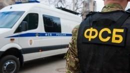ВСевастополе задержан передававший Украине сведения оЧерноморском флоте россиянин