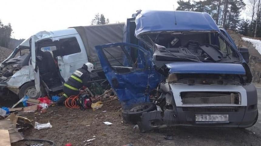 Три человека стали жертвами страшной аварии натрассе «Сортавала» вКарелии