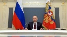 Прогрессивные идеи: власти США восхищены предложениями Путина насаммите поклимату