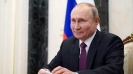 «Ждем вМоскве»: Путин ответил напредложение Зеленского овстрече