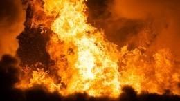 Природный пожар открыл вцентре Златоуста «ворота впреисподнюю»— видео