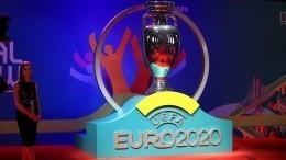 Петербург получил право провести еще три матча Евро-2020