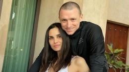 Удален изсемьи! Дождавшаяся мужа изтюрьмы Алана Мамаева выдала красную карточку футболисту-изменщику