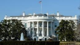Навалили кучу: после выступления Байдена перед Белым домом появилась гора навоза