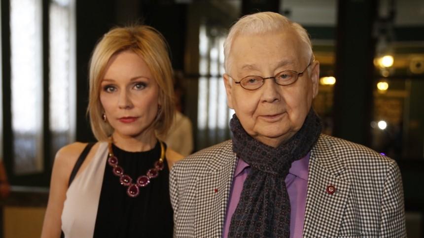 Ранила душу: чем вдова Валентина Гафта довела дослез Марину Зудину?