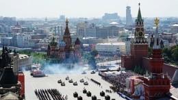 Как звучит голос Сунцова, который стал диктором Парада Победы вместо Хорошевцева