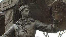 Памятник пограничникам, погибшим наострове Даманском, открыли воВладивостоке