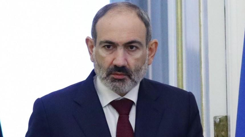 Правительство Армении ушло вотставку вслед запремьер-министром
