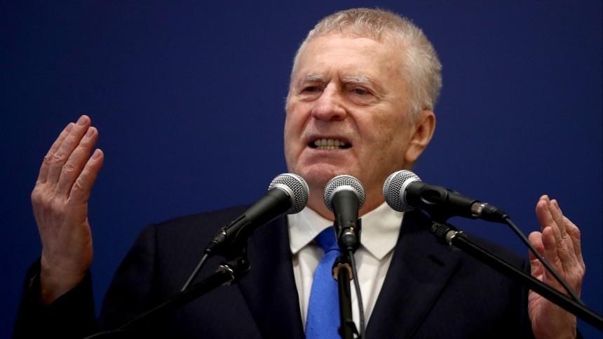 Жириновского наградили орденом «Зазаслуги перед Отечеством»