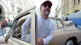 Ярмольник продает раритетное авто поцене «трешки» вПодмосковье— фото