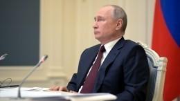 ВКремле определили дату возможной встречи Путина иБайдена